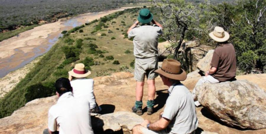 Mining Threat To Key Game Reserve   Image