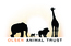 Olsen Animal Trust Logo   400dpi  Primary Logo With African Elephant Copy